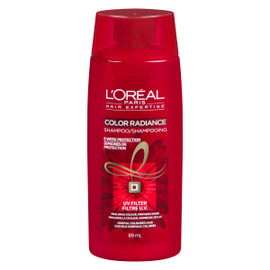 L'Oréal Paris Hair Expertise Color Radiance Shampooing Cheveux Normaux Colorés 89 ml