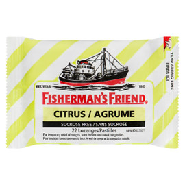 Fisherman's Friend Agrume 22 Pastilles