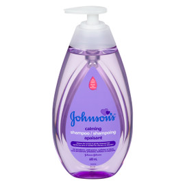 Johnson's Shampoing Apaisant 600 ml