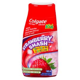 Colgate Kids Strawberry Smash Dentifrice Fluoruré Fraise 100 ml