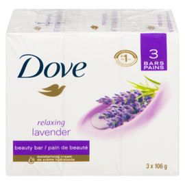 Dove Pain de Beauté 3 Pains x 106 g