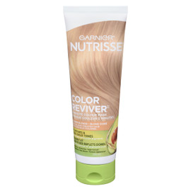 Garnier Nutrisse Color Reviver Masque Couleur 5 Minutes Blond Doré 125 ml