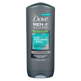 Dove Men+Care Gel Douche Hydratant Corps + Visage 400 ml