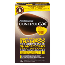 Just for Men ControlGX Shampooing Colorant pour Cheveux Clairs 118 ml