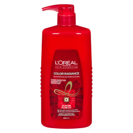 L'Oréal Paris Hair Expertise Color Radiance Shampooing Cheveux Normaux Colorés 828 ml