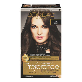 L'Oréal Paris Superior Preference Coloration Haut de Gamme Permanent 4 Tahiti Brun