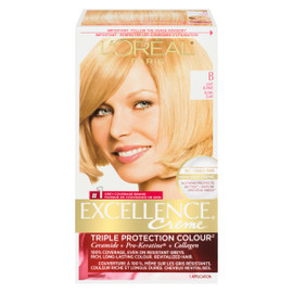 L'Oréal Paris Excellence Creme Triple Protection Colour Permanent B Blond Clair