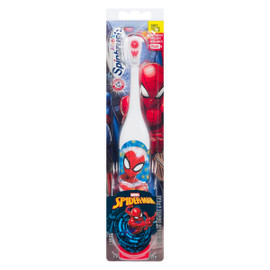 Arm & Hammer Kid's Spinbrush Spider-Man Douce 1 Brosse à Dents à Piles