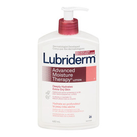 Lubriderm Advanced Moisture Therapy Lotion 480 ml