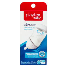 Playtex Baby VentAire Lent 0 m+ 1 Biberon 177 ml