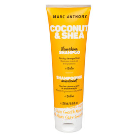 Marc Anthony 100% Extra Virgin Coconut Oil & Shea Butter Shampooing Hydratant Réparation 250 ml