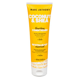 Marc Anthony 100% Extra Virgin Coconut Oil & Shea Butter Revitalisant Hydratant Réparation 250 ml