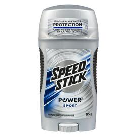 Speed Stick Power Antisudorifique Sport 85 g