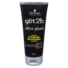 Göt2b Ultra Glued Gel Stylisant Invincible 170 ml