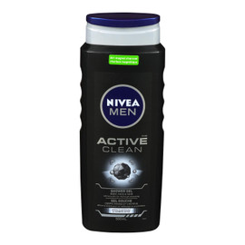 NIVEA Men Active Clean Gel Douche 500 ml