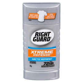 Right Guard Xtreme Defense Antisudorifique Arctic Refresh 73 g