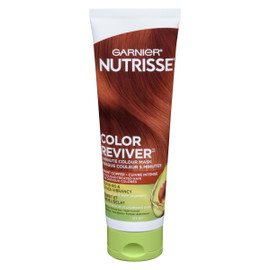 Garnier Nutrisse Color Reviver Masque Couleur 5 Minutes Cuivré Intense 125 ml