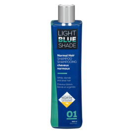 Light Blue Shade Shampooing Cheveux Normaux 01 450 ml