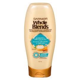 Garnier Whole Blends Revitalisant Nutrition Intense Richesse Amande et Argan 370 ml