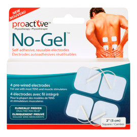 Proactive No Gel Electrodes AUTOADHESIVES
