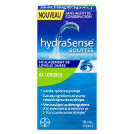 HydraSense Gouttes Allergies 10 ml