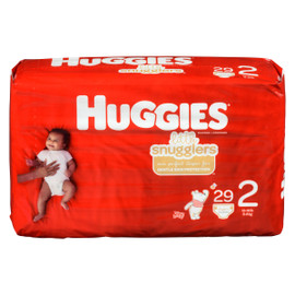 Huggies Little Snugglers Couches 2 5-8 kg 29 Couches