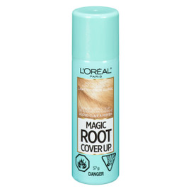 L'Oréal Paris Magic Root Cover Up Spray Correcteur de Racines Instantané Blond Clair à Moyen 57 g