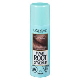 L'Oréal Paris Magic Root Cover Up Spray Correcteur de Racines Instantané Châtain Clair 57 g