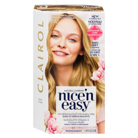 Clairol Nice'n Easy Permanent 8A Blond Moyen Cendré