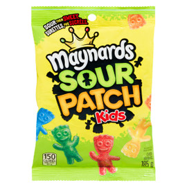 Maynards Sour Patch Kids Friandise 185 g