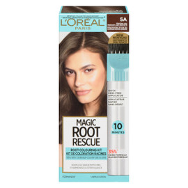 L'Oréal Paris Magic Root Rescue Coloration Permanente 5A Châtain Moyen Cendré