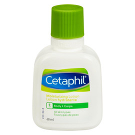 Cetaphil Lotion Hydratante Corps 60 ml