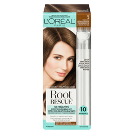 L'Oréal Paris Root Rescue Coloration Permanente 5 Châtain Moyen