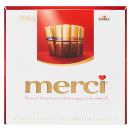 Merci Chocolats Assortis 200 g