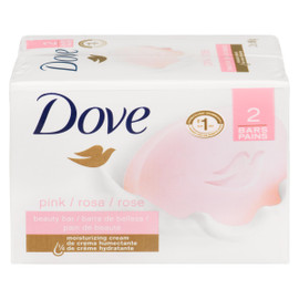 Dove Pain de Beauté Rose 2 Pains x 106 g