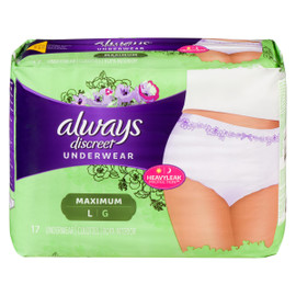 Always Discreet 17 Culottes Coupe Classique Maximale L
