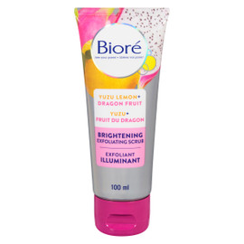 Bioré Exfoliant Illuminant Yuzu + Fruit du Dragon 100 ml