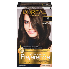 L'Oréal Paris Superior Preference Coloration Haut de Gamme Permanent 50 Santorini
