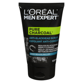 L'Oréal Paris Men Expert Exfoliant Anti-Comédon Pure Charcoal 100 ml
