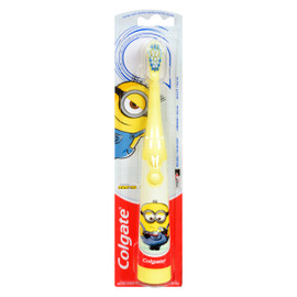 Colgate Minions Brosse à Dents Sonic Power Extra Souple