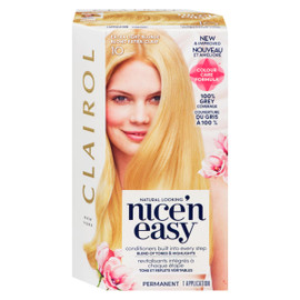 Clairol Nice'n Easy Permanent 10 Blond Extra-Clair