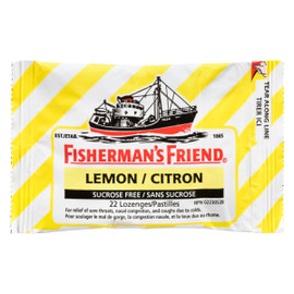 Fisherman's Friend Citron 22 Pastilles