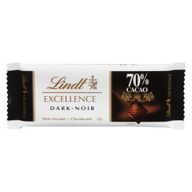 Lindt Excellence Chocolat Noir 70% Cacao 35 g