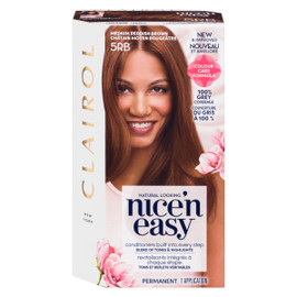 Clairol Nice'n Easy Permanent 5RB Châtain Moyen Rougeâtre