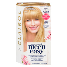 Clairol Nice'n Easy Permanent 9A Blond Clair Cendré