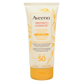 Aveeno Protect + Hydrate Écran Solaire Hydratant Lotion FPS 50 88 ml