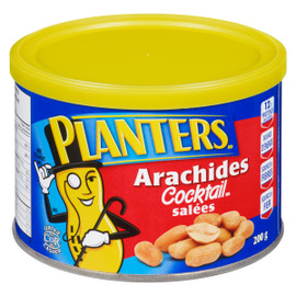 Planters Arachides Cocktail Salées 200 g