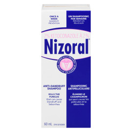 Nizoral Shampooing Antipelliculaire 60 ml