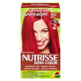 Garnier Nutrisse Ultra Color Permanent 760 Ultra Rouge