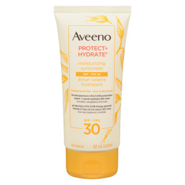Aveeno Protect + Hydrate Écran Solaire Hydratant Lotion FPS 30 88 ml